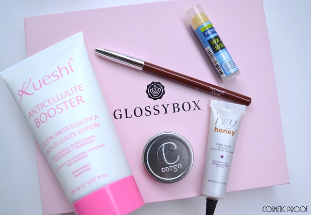 July Glossybox Review