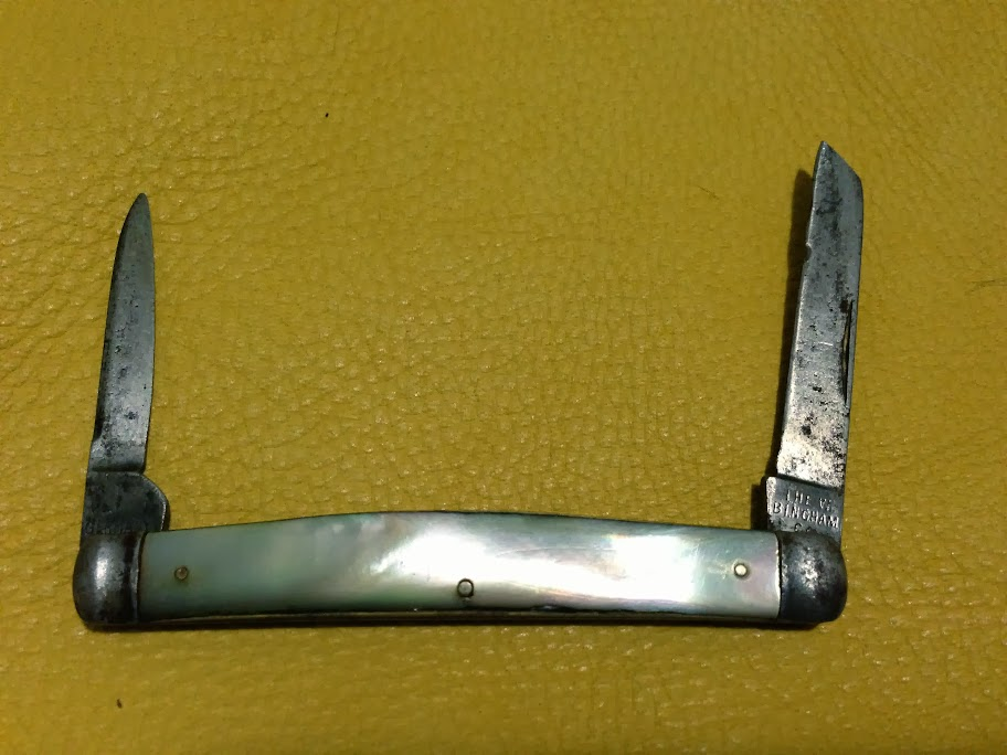 Vintage Remington Knives | BladeForums com