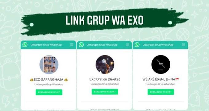 100+ Link Grup Whatsapp EXO EXOL 2021