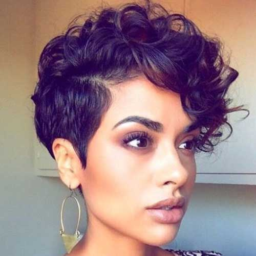 latest short hair cuts for 2016 2017