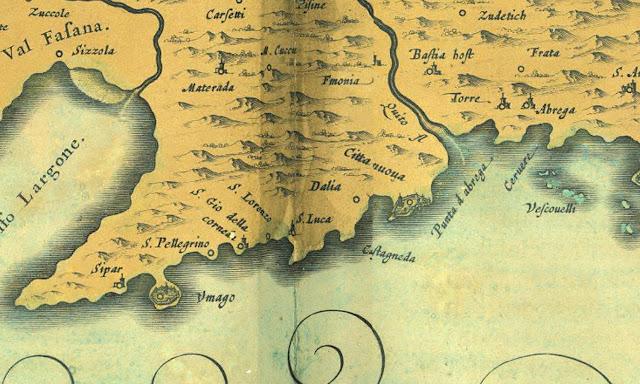Geografska Karta Hrvatske Uvecano Omegapoks