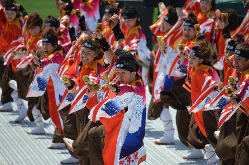 Yosakoi Dance
