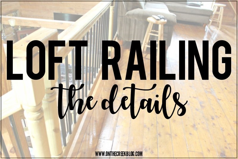 Loft Railing | Where to buy
