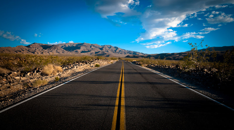 Great American Road Trip, cz.7 -- Death Valley National Park..