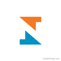 Network Interface logo design Kansas City