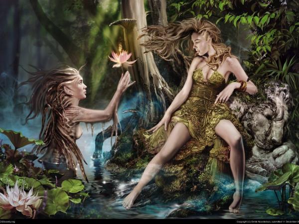 Fair Of Magian Angel, Magic Beauties 5