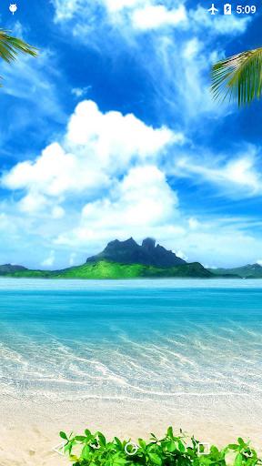Paradise Live Wallpaper 4K
