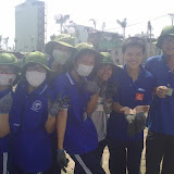 """Mùa hè xanh 2011 - Đội """"Vì môi trường"""""""