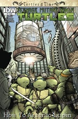 Teenage Mutant Ninja Turtles - Turtles in Time-01