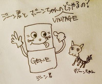 ジーン君とボーンちゃん1.JPG