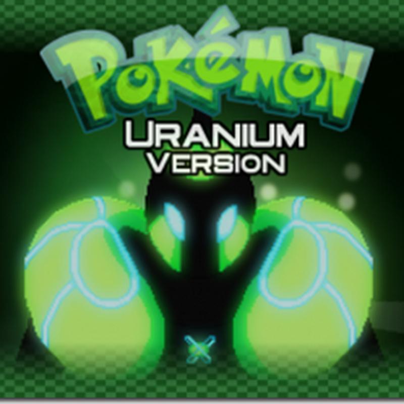 Pokémon Uranium リリース
