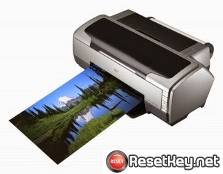 Reset Epson R1800 Waste Ink Counter overflow error