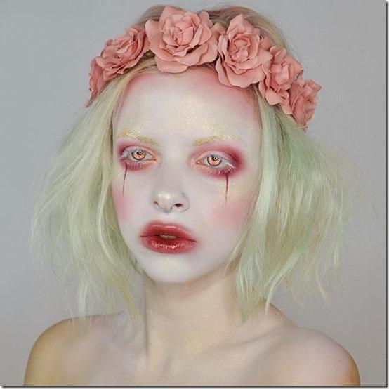 maquillajes halloween kimberleymargarita (1)