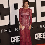 OIC - ENTSIMAGES.COM - Jessica Wright at the  Creed - UK film premiere at the Empire Leicester Sq London 12th January 2016 Photo Mobis Photos/OIC 0203 174 1069