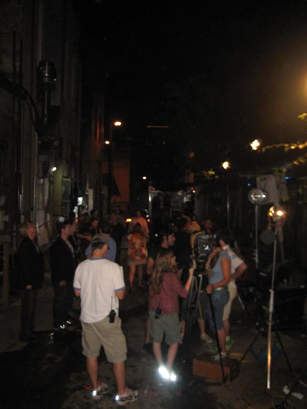 Filming The Pickup Artist For Vh1, Jdog