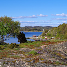 Flatön Island - The Yurt experience (Greenstones)