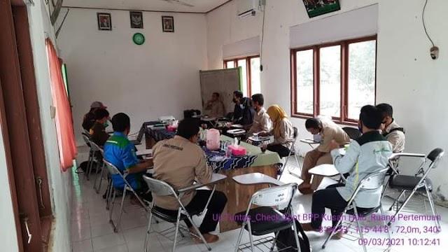 PPIU Kalsel Kunjungi BDSP di Tanbu