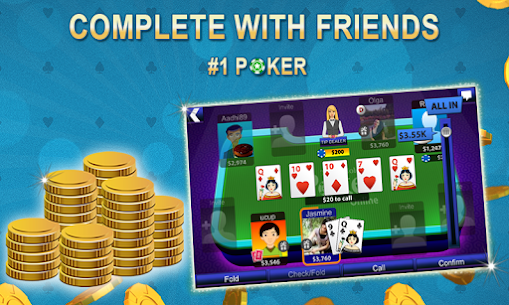 Texas Hold'em Poker Online – Holdem Poker Stars 3