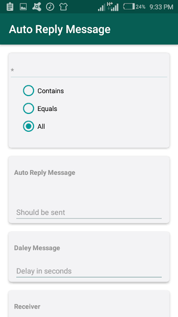 How To Set Whatsapp To Auto Respond Messages