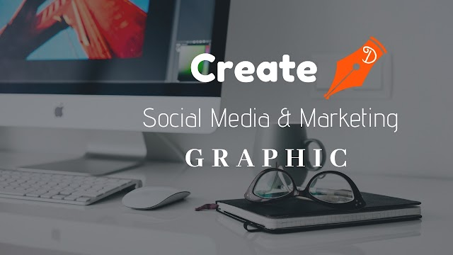 How To Create Social Media & Marketing Graphics FREE -  Beginners