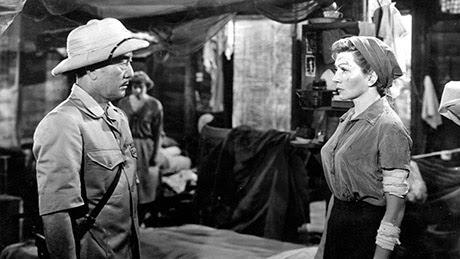 Resenha #41 - Feras Que Foram Homens (Three Came Home, 1950)