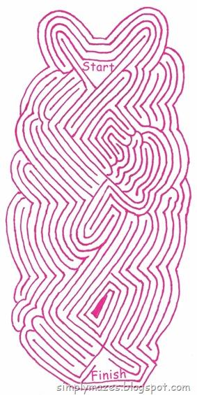 Maze Number 78: Crisscross