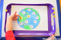 Earth  Alphabet Match