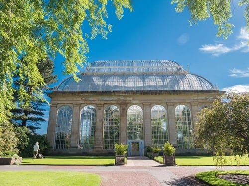 Edinburgh Botanical Garden