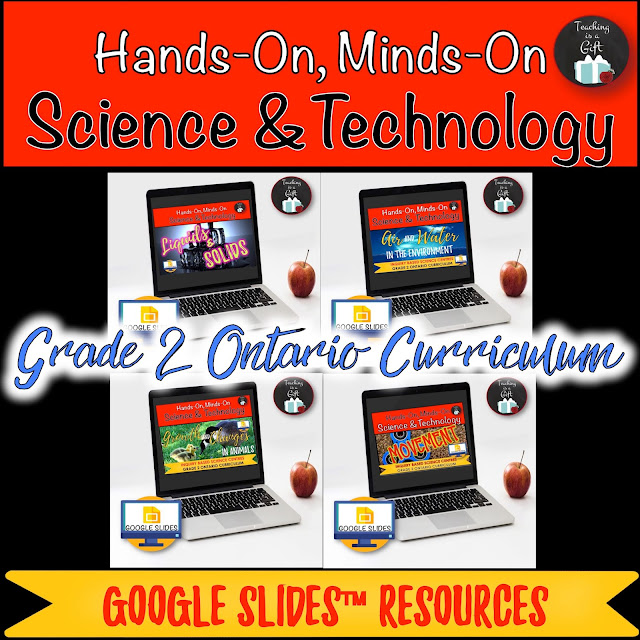 GRADE 2 ONTARIO SCIENCE DIGITAL RESOURCES