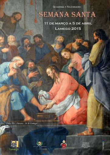 Programa - Semana Santa de Lamego – 11 de março a 5 de abril de 2015