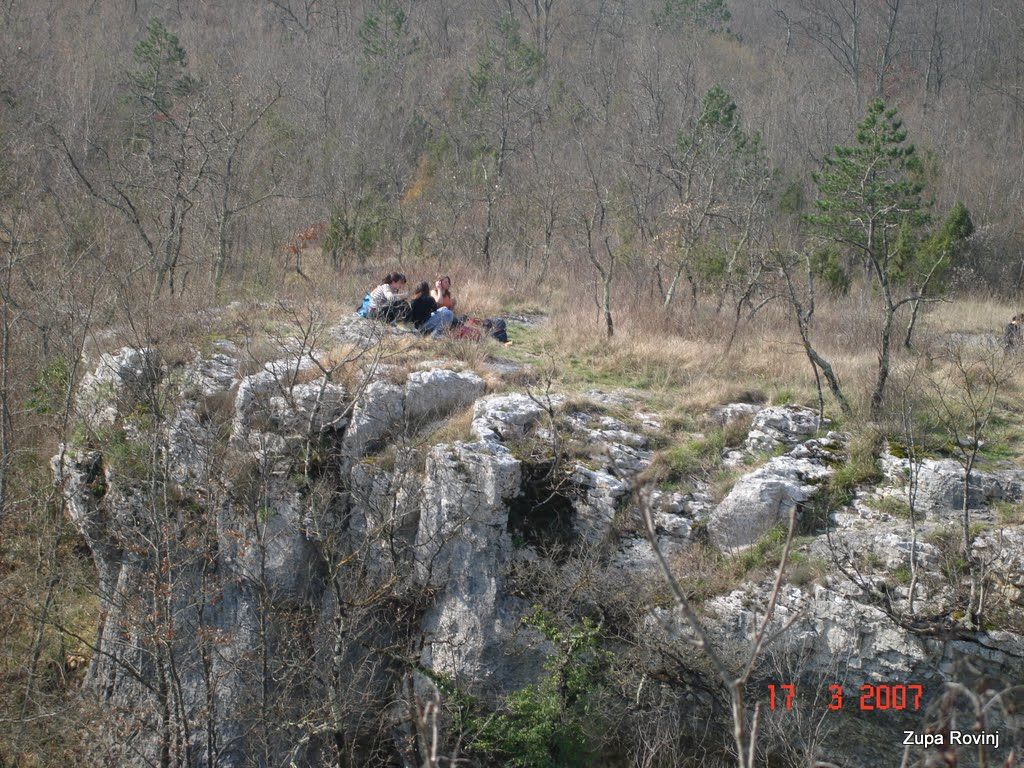 Križni put, Stazom sv. Šimuna, Gračišće - DSC02165.JPG