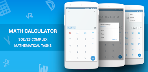 Math Calculator - Apps on Google Play