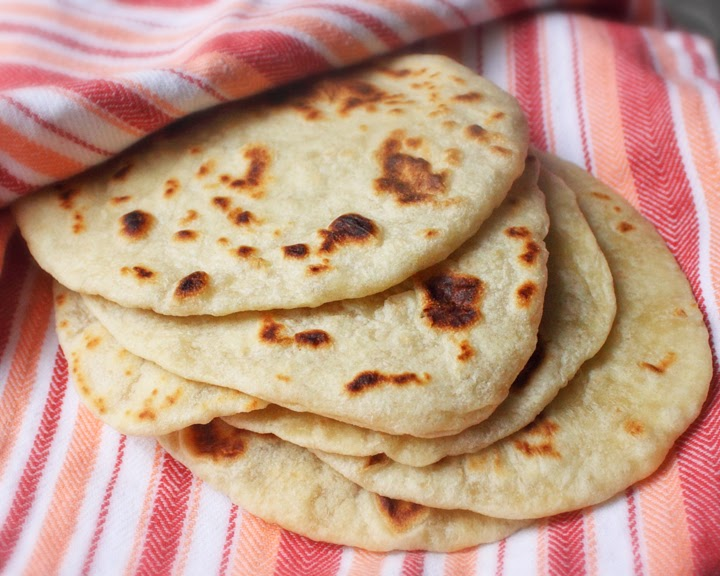 ... Wishes Video Recipes: Fresh, Homemade Flour Tortillas in No Time Flat