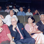 22nd Feb 2003 PMB, Abid Hussain, former Indian Ambassador to USA. Raja Ramana, former Chairman Atomic Energy Commission and Defence Minister.jpg