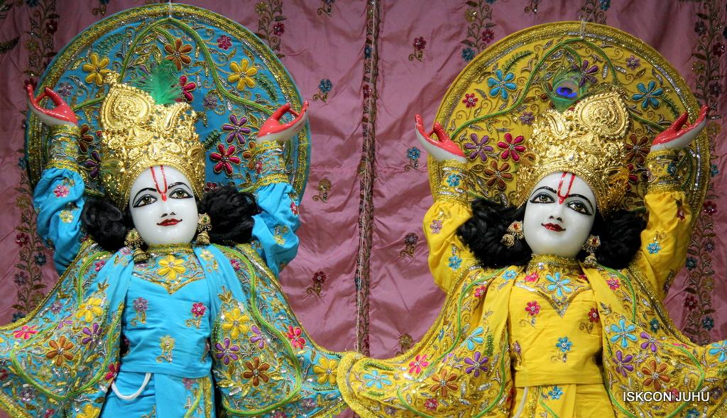 ISKCON Juhu Mangal Deity Darshan on 18th Jan 2017 (31)