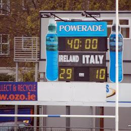 2010-00-04 Ireland U20's v Italy U20's