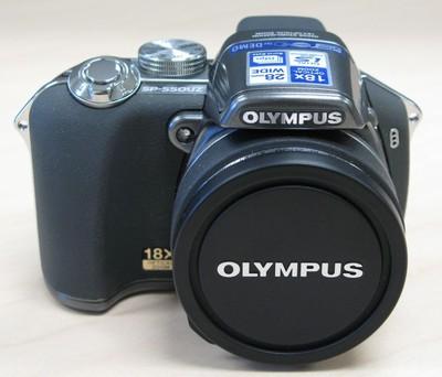 olympus sp-550 uz