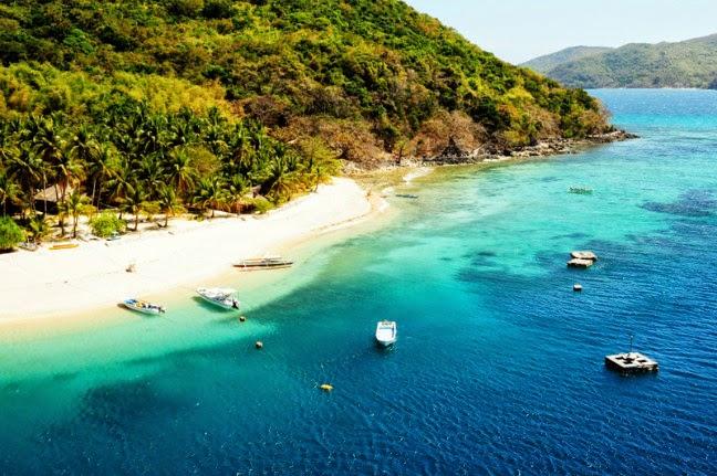 Flower Island, Palawan, Philippines. #JustOneRhino