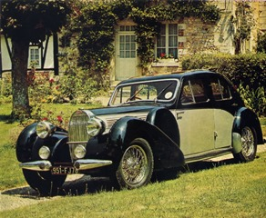 catalogue 4 Bugatti 57 C Galibier 1939