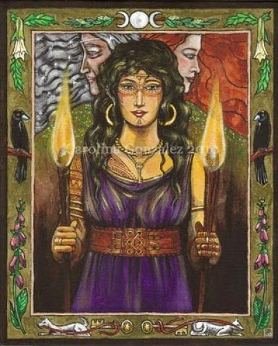 Hekate The Cosmic World Soul