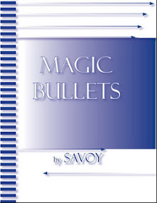Cover of Savoy's Book Magic Bullets