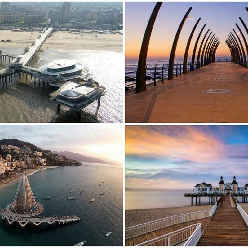 World's Most Beautiful And Outstanding Piers