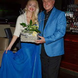 WWW.ENTSIMAGES.COM -     Lana Holloway and Jess Conrad  at    Lana Holloway - birthday party at Avista Bar, The Millennium Hotel Mayfair, London December 16th 2013                                                   Photo Mobis Photos/OIC 0203 174 1069