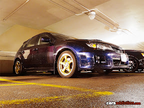 Subaru Impreza GR