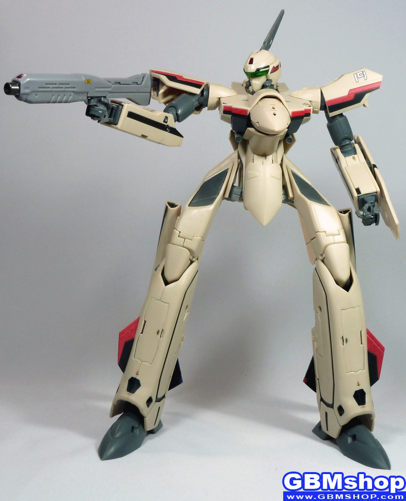 Macross Plus YF-19 Battroid Mode