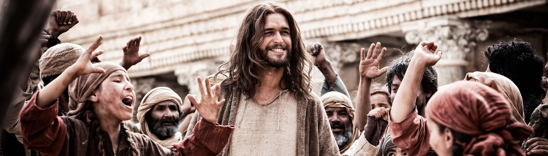Baner filmu 'Syn Boży'