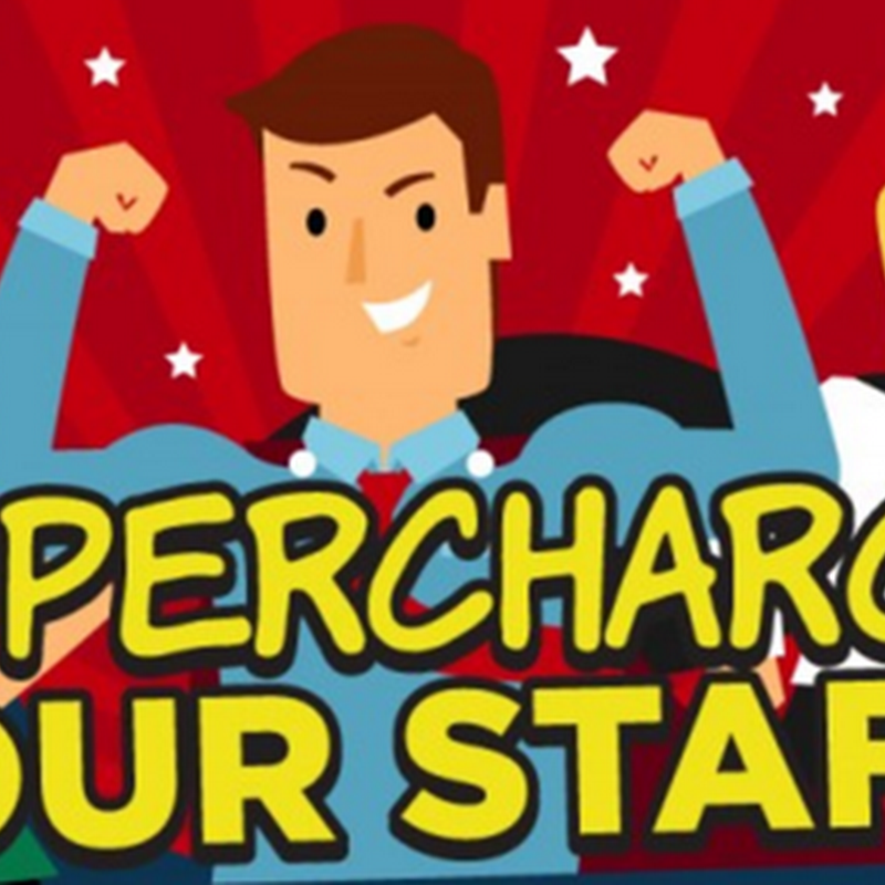 INFOGRAPHIC: SUPERCHARGE YOUR STAFF! 7 HACKS THAT PUT PRODUCTIVITY INTO OVERDRIVE