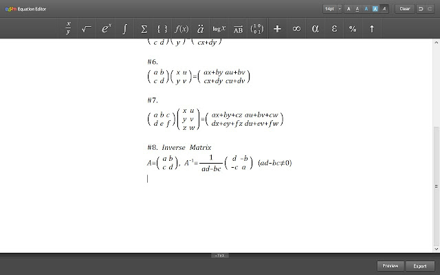 EQUATION TÉLÉCHARGER EDITOR DAUM
