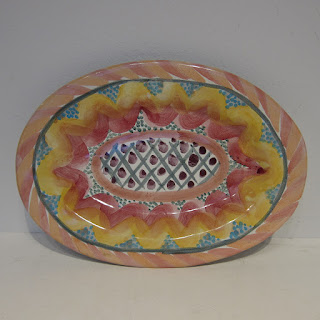 MacKenzie-Childs Small Platter