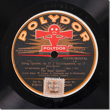 Polydor 66425 [B 29114] label
